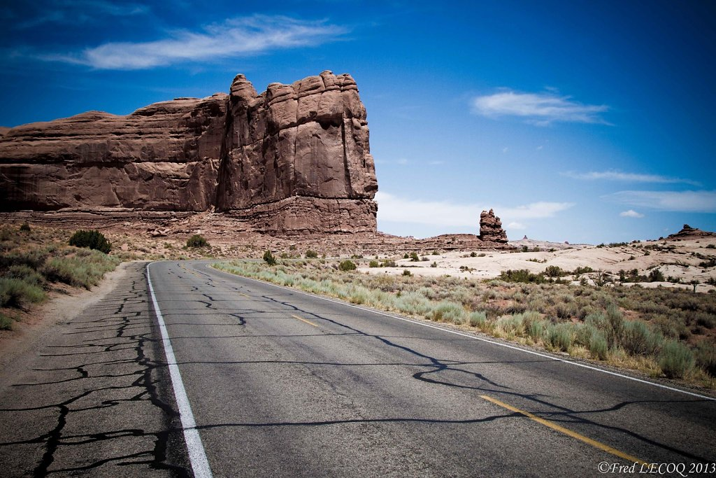 Arches NP